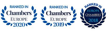 Chambers Laffer logo 2018 2020